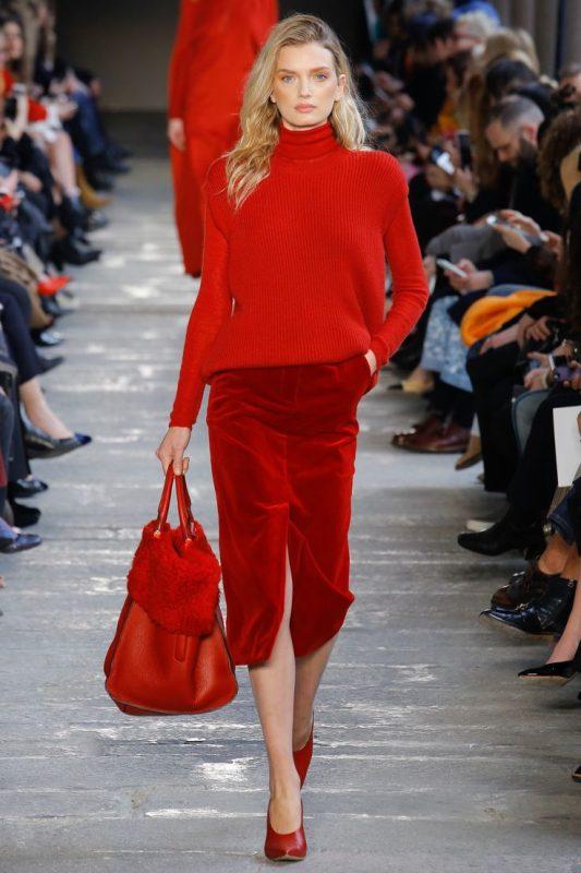 "Rosso saturo ""GRENADINE"""