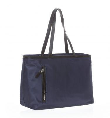 Borsa donna In Nylon Tessuto Hunter Shopping Bag Mandarina Duck La Borsetta Como